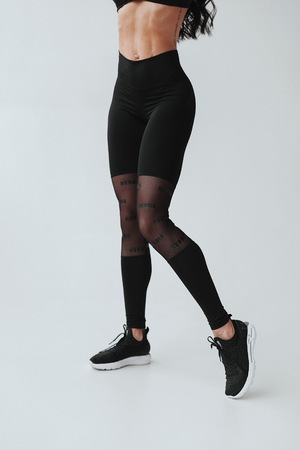 Леггинсы Mesh it up! leggings 666 NEBBIA