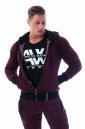 Спортивная кофта мужская AW 109 NEBBIA