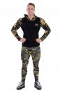 Спортивная мужская кофта AW 116 green NEBBIA