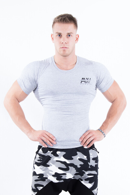 Спортивная футболка Nebbia 120 NEBBIA