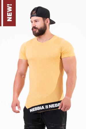 Спортивная футболка Be rebel T-shirt Yellow 140  NEBBIA