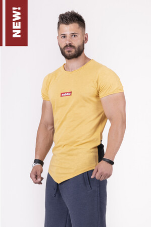Футболка Red Label V-typical T-shirt Yellow 142 NEBBIA
