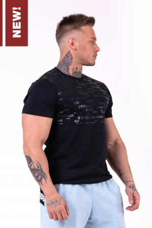 Спортивная футболка More than basic! T-shirt 145 NEBBIA