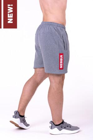 Спортивные шорты Red Label short Grey 152 NEBBIA