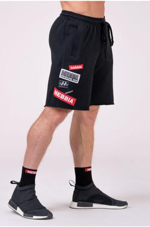 Спортивные шорты NEBBIA BOYS Shorts Black 178 NEBBIA