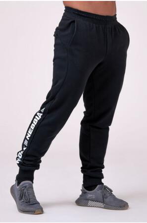 Спортивные штаны LIMITLESS Joggers Black 185 NEBBIA