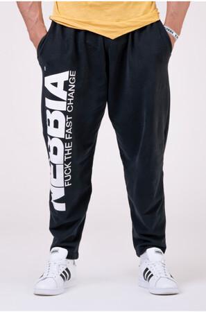Спортивные штаны BEAST MODE ON ICONIC SWEATPANTS Black 186 NEBBIA