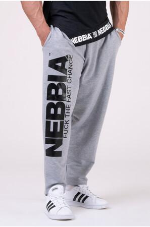 Спортивные штаны BEAST MODE ON ICONIC SWEATPANTS Grey 186 NEBBIA