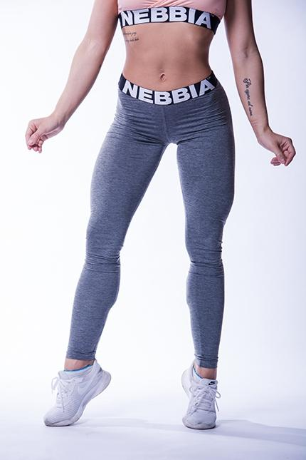 Леггинсы для спорта Nebbia Melange 222 NEBBIA