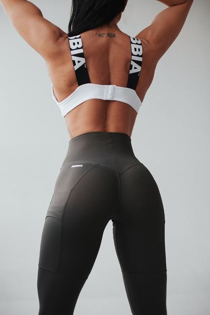 High waist Fit&Smart leggings 505 safari NEBBIA