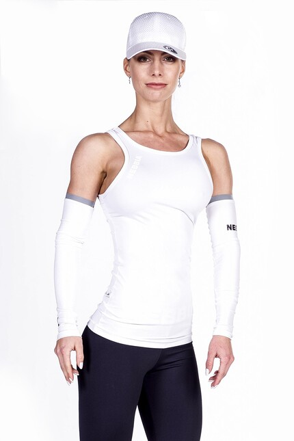 Майка Nebbia Cut-out Fitness Top 268 white NEBBIA