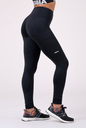High waist Fit&Smart leggings 505 black NEBBIA