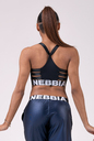 Lift Hero Sports mini top 515 black NEBBIA