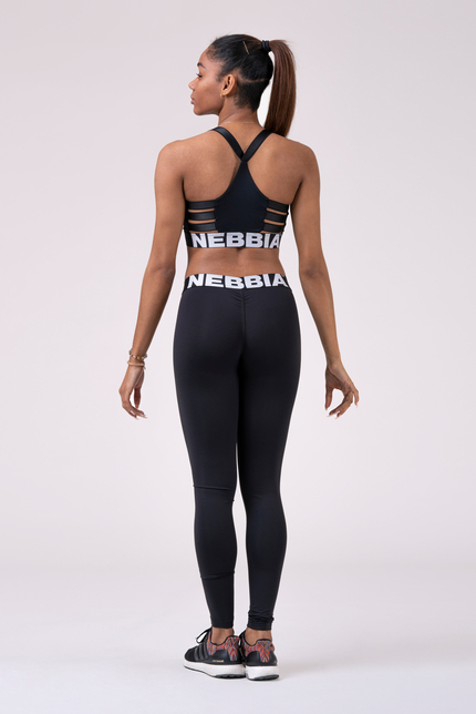 Squad Hero Scrunch Butt leggings 528 black NEBBIA