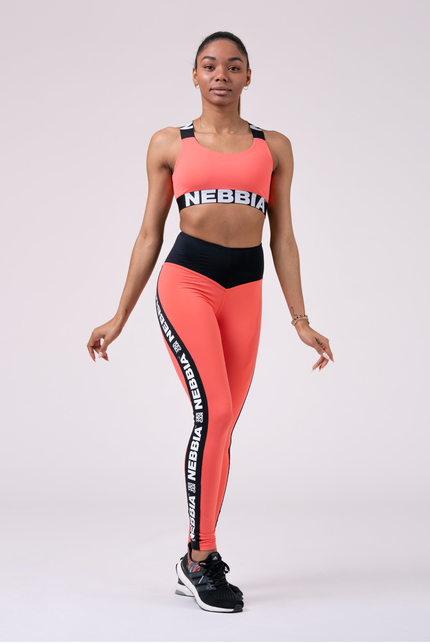 Power Your Hero iconic leggings 531 pearch NEBBIA