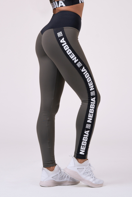 Power Your Hero iconic leggings 531 safari NEBBIA