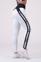Power Your Hero iconic leggings 531 white