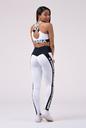 Power Your Hero iconic sports bra 535 white NEBBIA