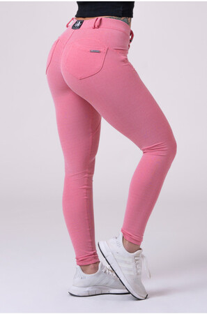 Dreamy Edition Bubble Butt pants pink 537 NEBBIA