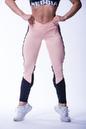 Спортивные леггинсы с сеткой Nebbia HIGH WAIST MESH 601 NEBBIA