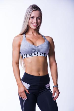 Mini Top Nebbia 223 светло серый NEBBIA