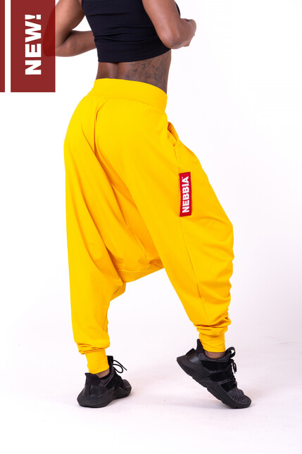 "Спортивные штаны Red Label ""Aladdins"" 668 yellow NEBBIA"
