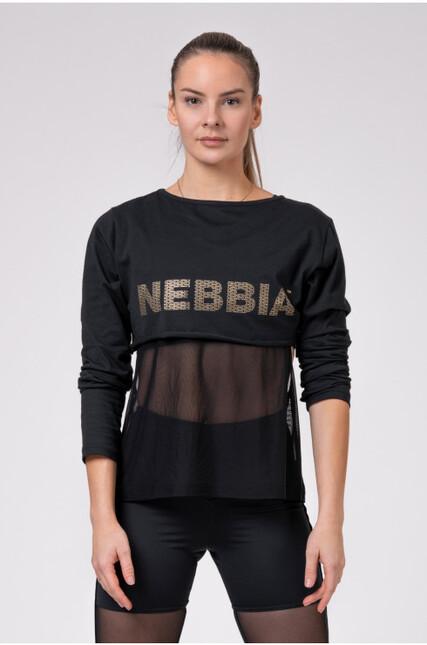 INTENSE Mesh T-shirt 805 NEBBIA