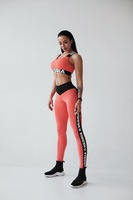 Power Your Hero iconic leggings 531 peach