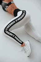 Power Your Hero iconic leggings 531 white