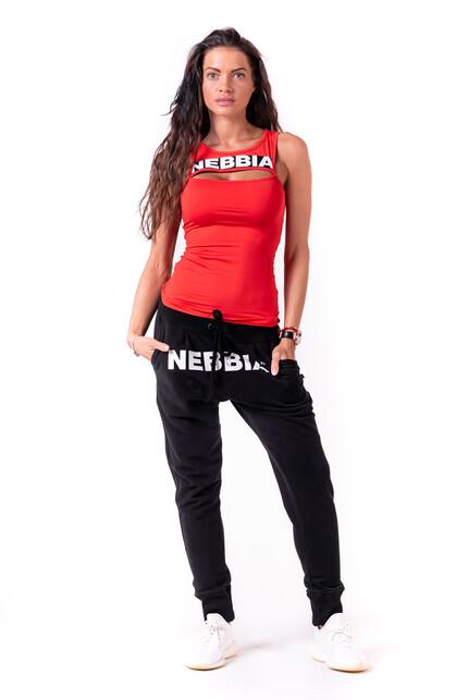 Майка Nebbia 678 red NEBBIA