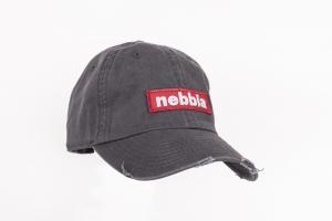 Кепка NEBBIA 162 серая NEBBIA