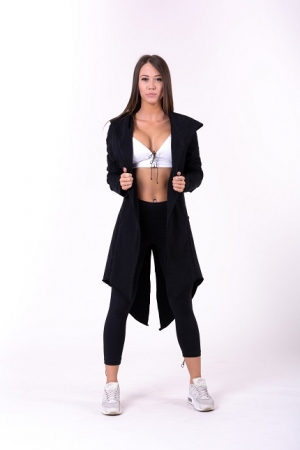 Спортивная Кофта Be rebel! tail coat jacket 681 NEBBIA
