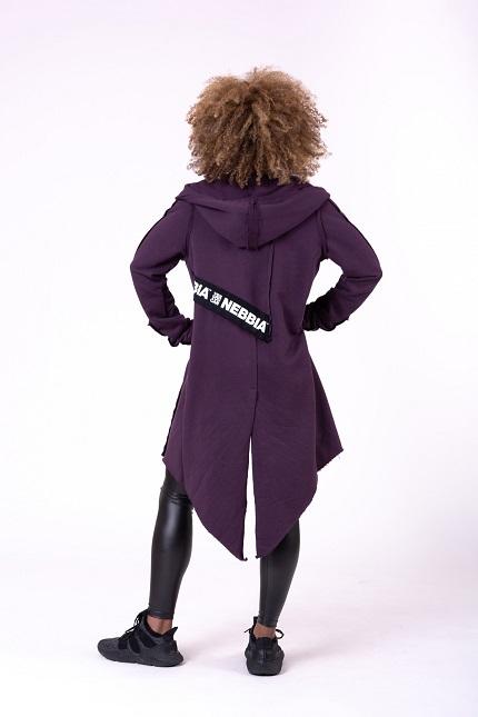Спортивная Кофта Be rebel! tail coat jacket 681 bordeaux NEBBIA