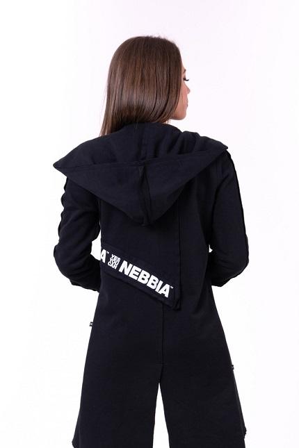 Спортивная Кофта Be rebel! tail coat jacket 681 black NEBBIA