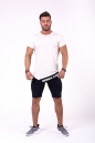 Спортивная футболка Be rebel! T-shirt 140 white NEBBIA