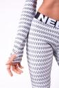 Кроп-топ Boho Style 3D pattern crop top 660 NEBBIA
