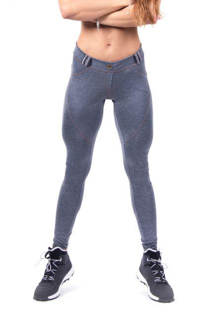 Спортивные штаны женские Bubble Butt 253 NEBBIA