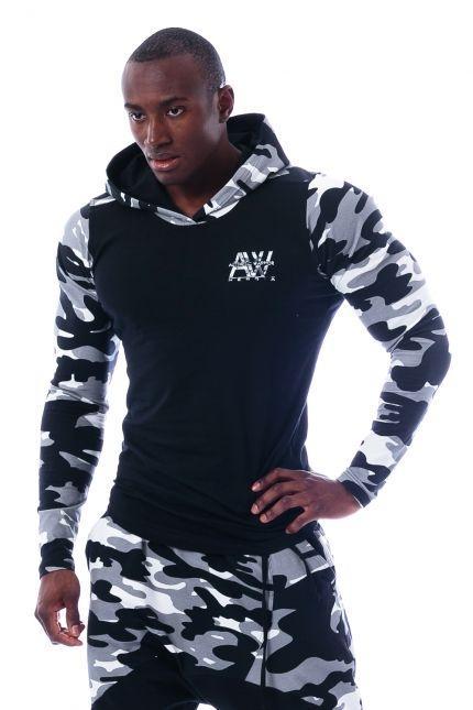 Jacket camo AW 116
