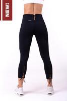 Леггинсы Lace-up 7/8 leggings 661 black