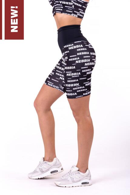 Шорты NEBBIA x SEAQUAL™️ biker shorts 771 NEBBIA