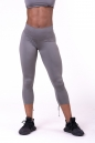 Леггинсы Lace-up 7/8 leggings 661 grey NEBBIA