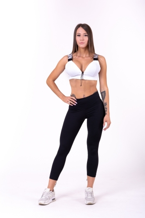 Леггинсы Lace-up 7/8 leggings 661 NEBBIA
