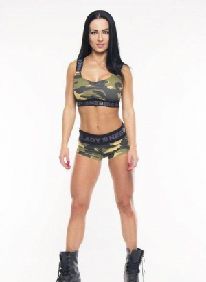 Mini Top Camo 206 NEBBIA