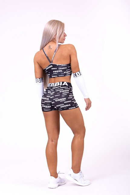 Шорты NEBBIA x SEAQUAL™️ mini shorts 772 NEBBIA