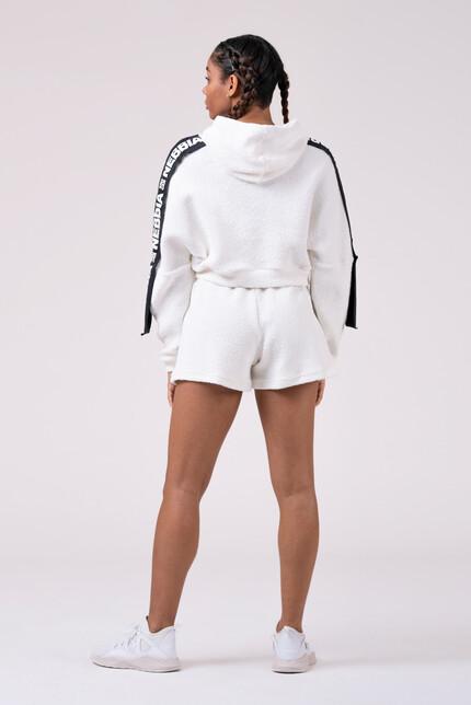 Шорты Rebel Hero boxing shorts white 521 NEBBIA