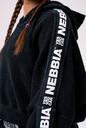 Худи Rebel Hero black 520 NEBBIA