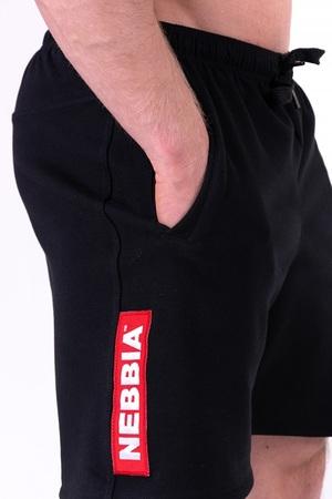 Спортивные шорты Red Label short Black 152 NEBBIA