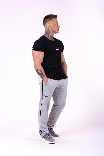 Спортивные штаны Side Stripe Retro joggers 154 NEBBIA