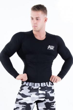 Tech long sleeve top 121